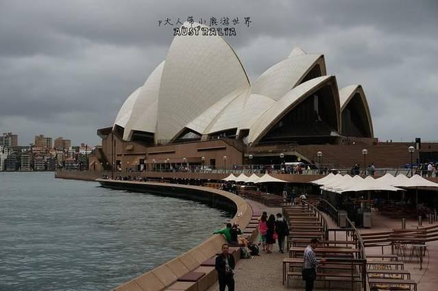 悉尼歌剧院旅游攻略