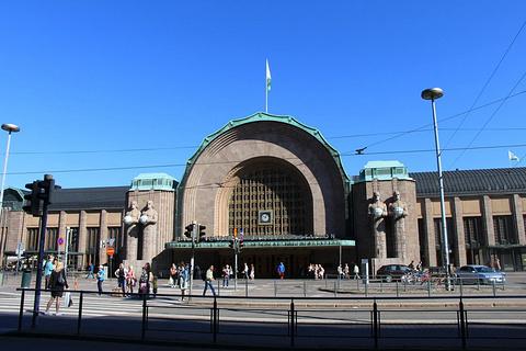 赫尔辛基火车站