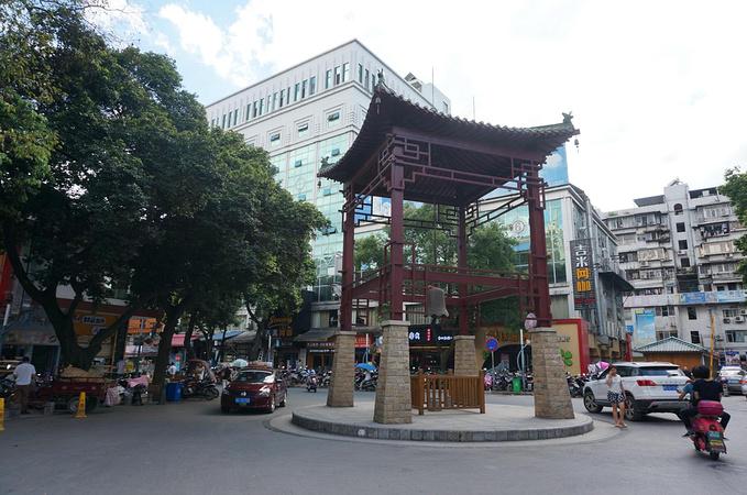 山水之城——广西桂林短途游最新攻略  正阳步行街位于广西桂林市区靖图片