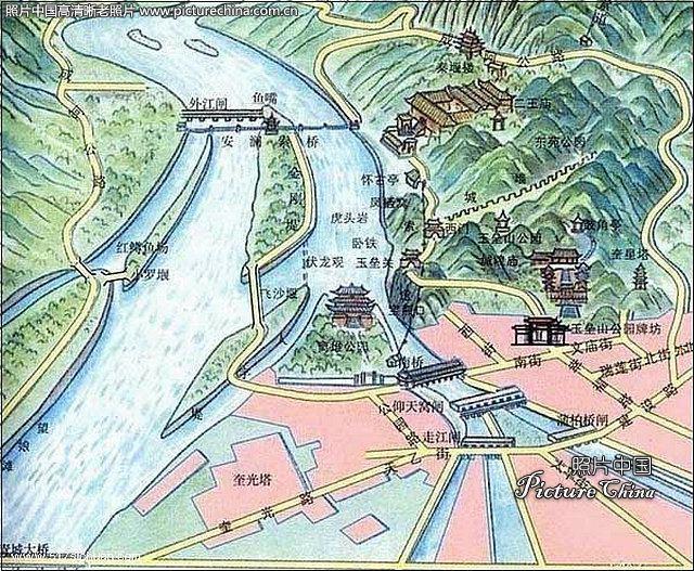 李冰父子治理岷江岷江的故事_李冰父子的水利工程有什么作用?_李冰父子的水利工程有什么作用?