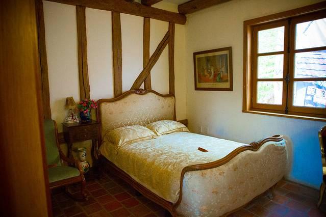 历史的法国老房子