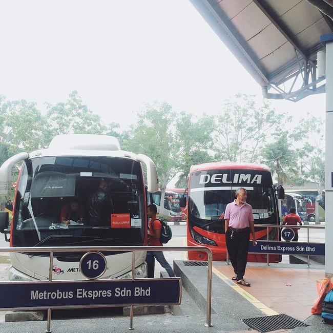 马六甲长途汽车站图片