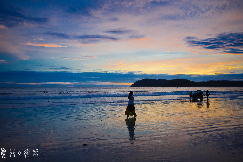 兰卡威,在海里,在天上