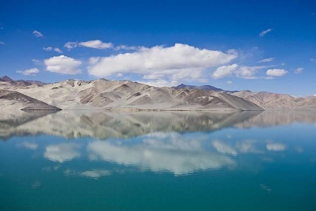 冰川公园,慕士塔格峰