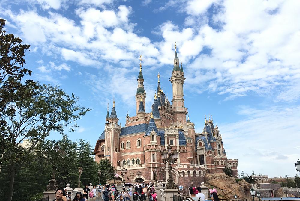 上海迪士尼&吃吃吃自由行攻略