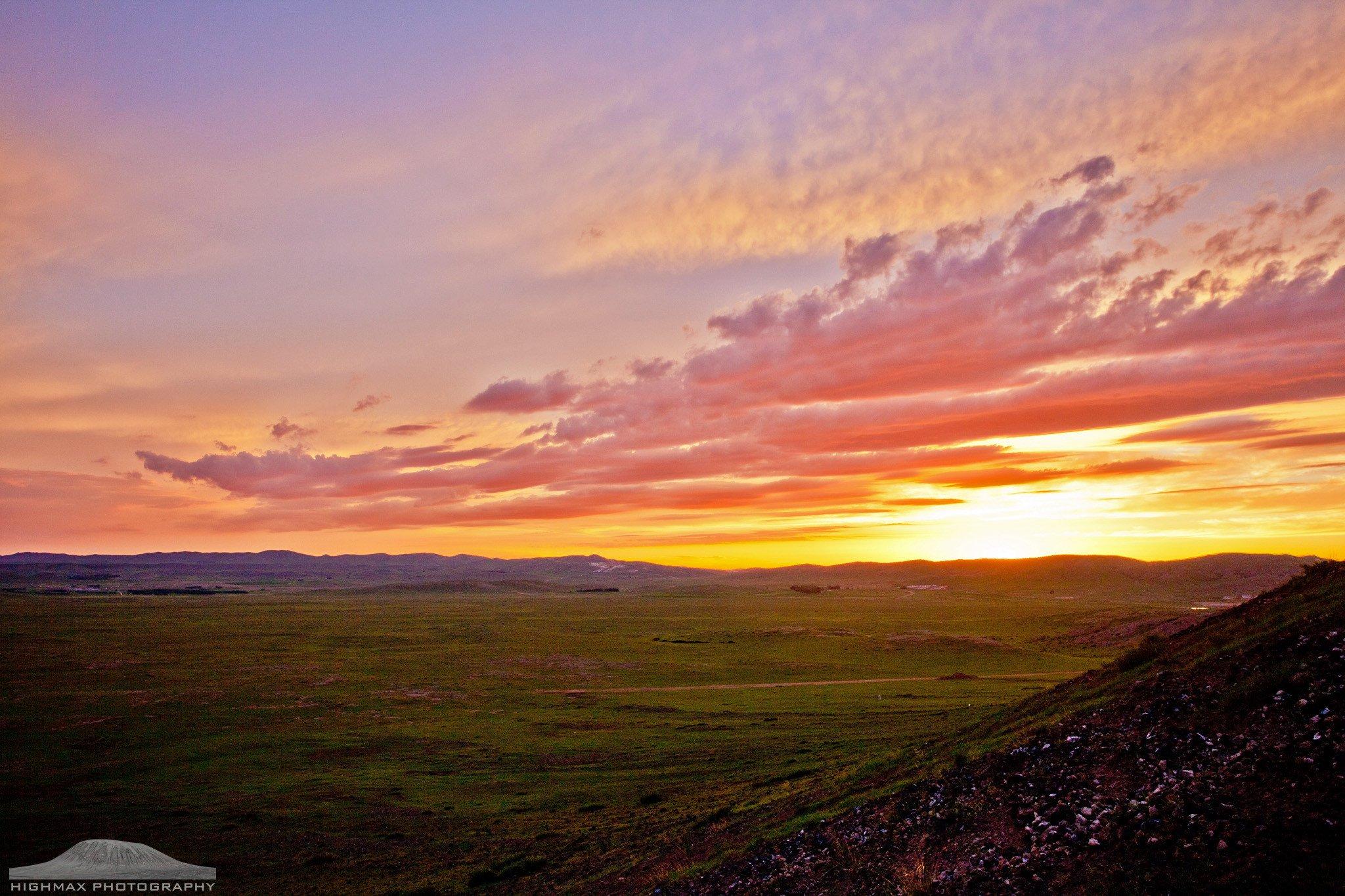 奔向草原看火山,乌兰察布行摄之旅。