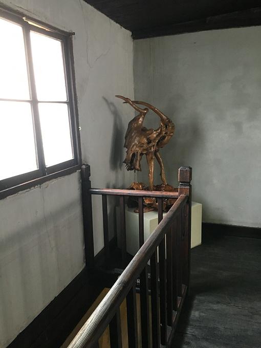 张正根雕艺术馆图片