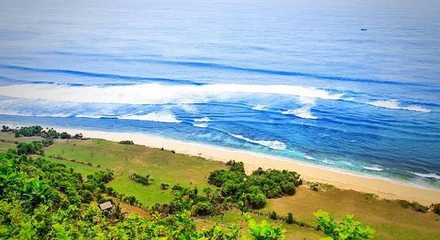 带着爸妈畅游巴厘岛
