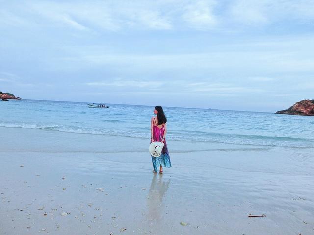 """"""".不是一个地方 珊瑚很漂亮 水._热浪岛""""的评论图片"""