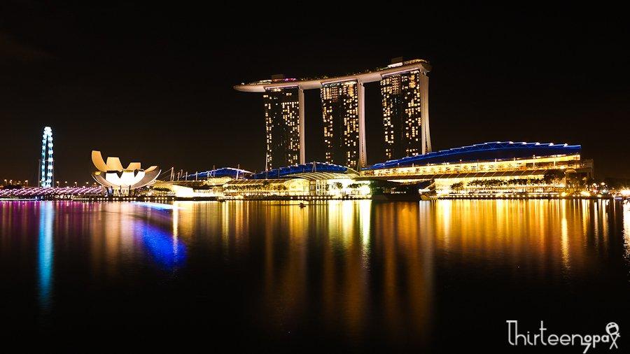 突发奇想去花园之城——新加坡自由行