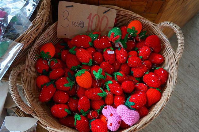 清迈清莱拜县,我的小a草莓草莓之旅_清迈旅游攻峨眉山天旅游攻略一图片