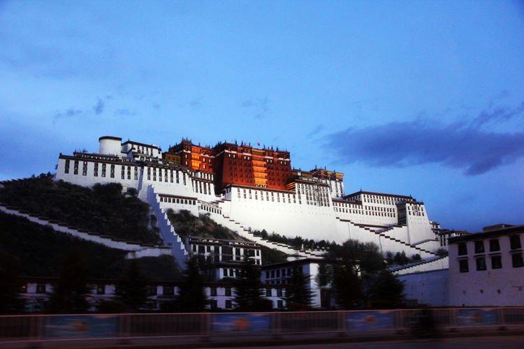 嫁给西藏:第三次,我为你留下
