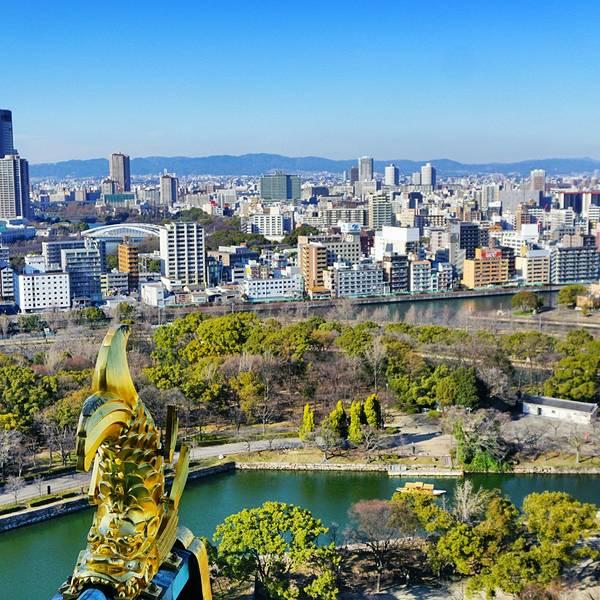 2019大阪城攻略门票,大阪大阪城攻略游玩公园西昌到成都自驾游3月公园图片