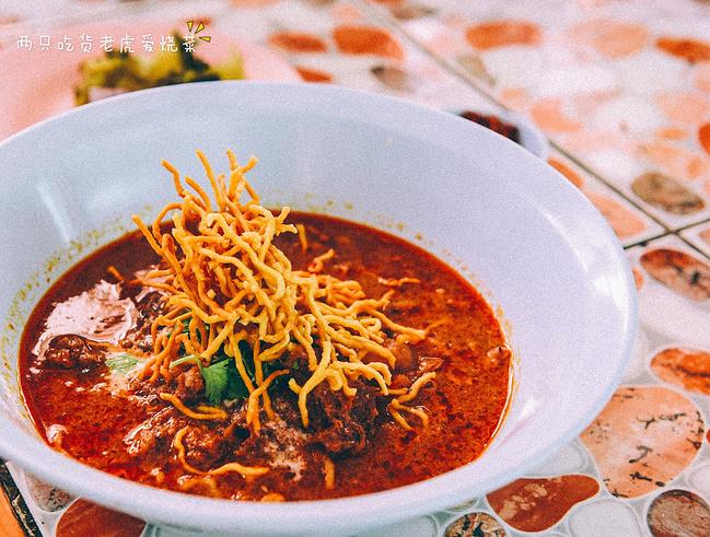 清迈曼谷5日自由行,为了水灯节更为了清廷_美食嘉攻略图片
