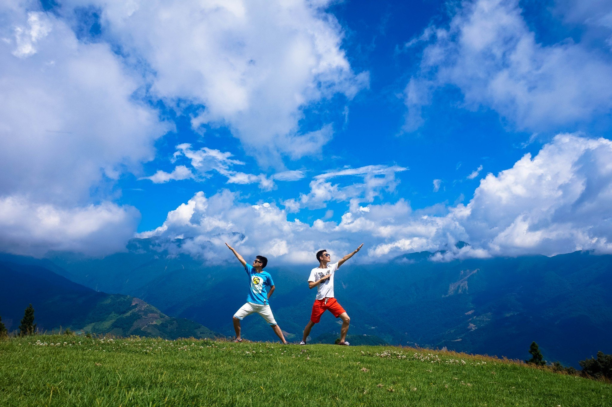 """想去的地方终会到达——""""小幸运""""的台湾逆时针环岛15日"""