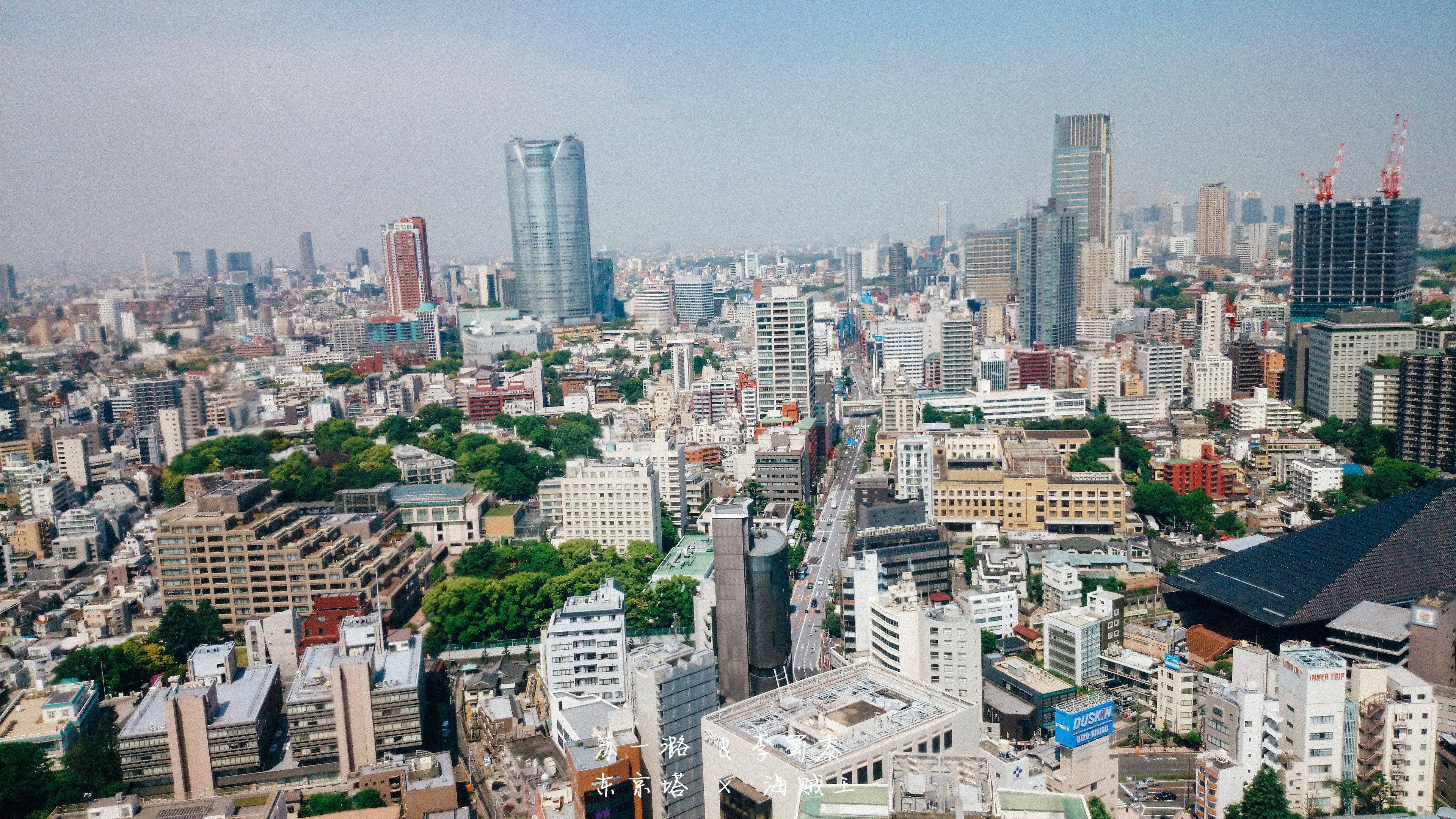 江苏海贼王主题公园_【日本】东京塔 x 海贼王主题乐园,一起去冒险吧