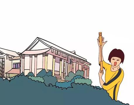 香港文化博物馆旅游景点攻略图
