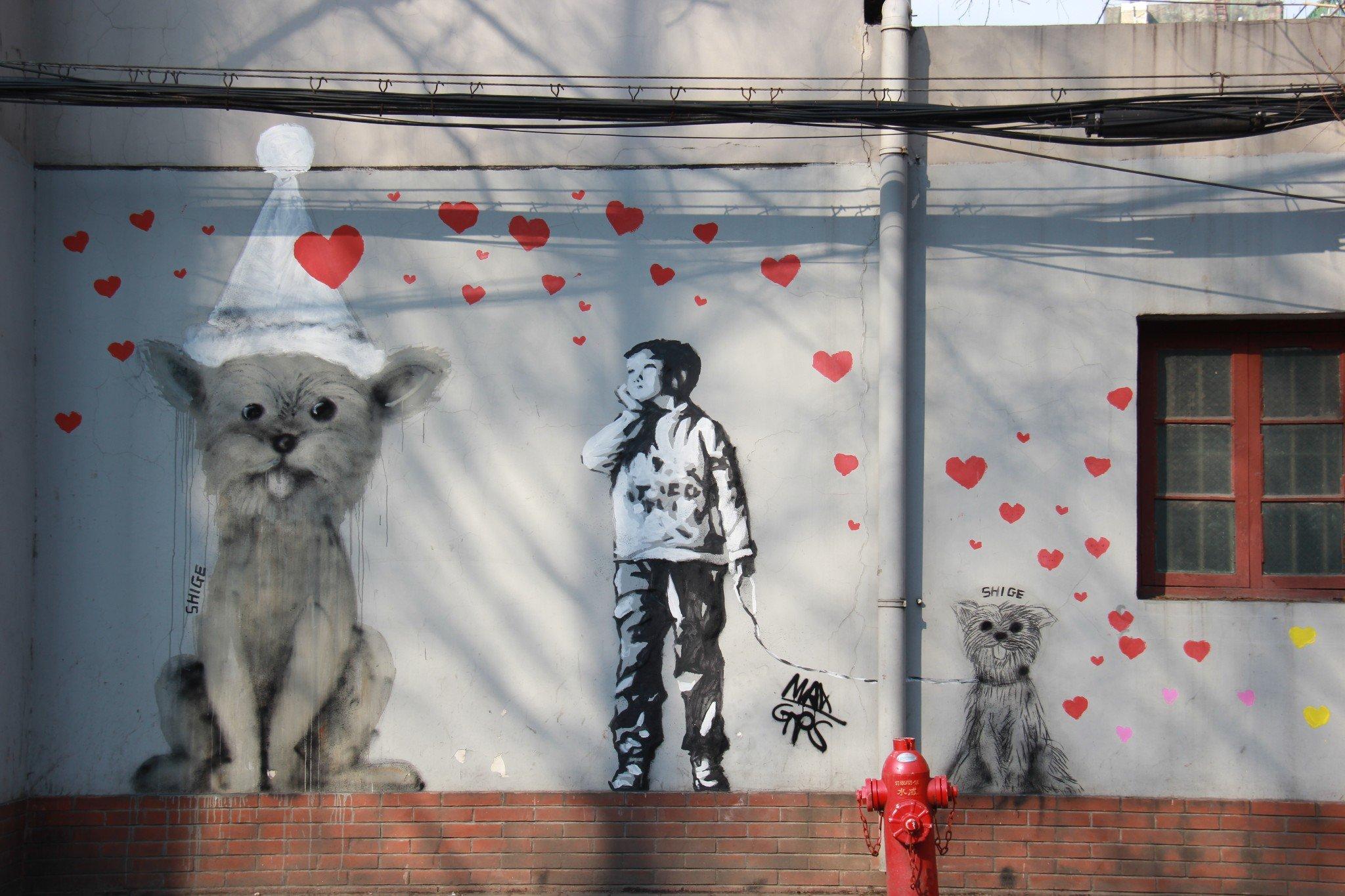 2016第一站----魔都上海古镇游,朝圣哈利波特