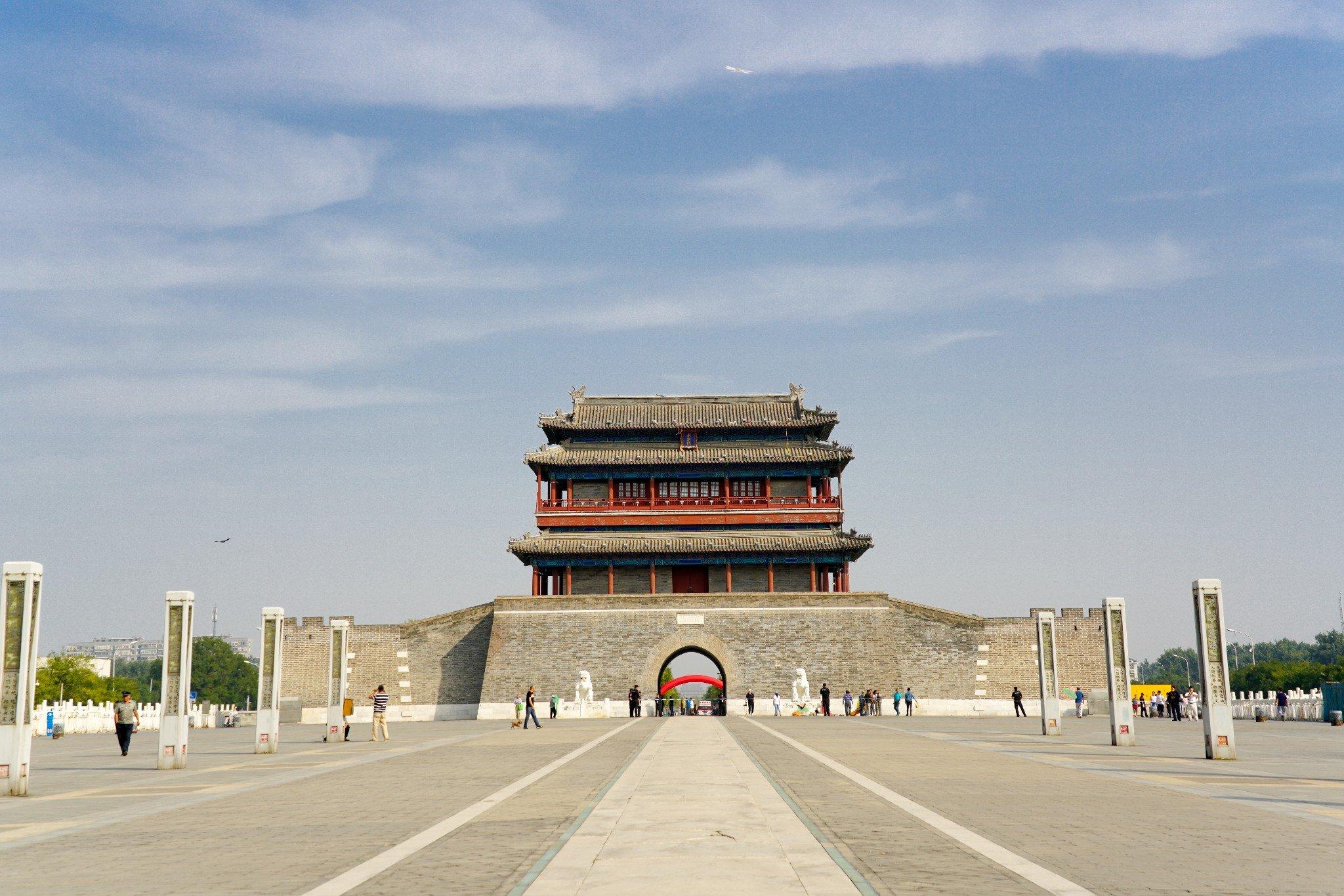 Th1s is BEIJING  玩味中轴线,皇城根下的老北京