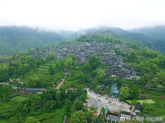 长鼓舞开耕节,航拍广东最美的后花园连南千年瑶寨