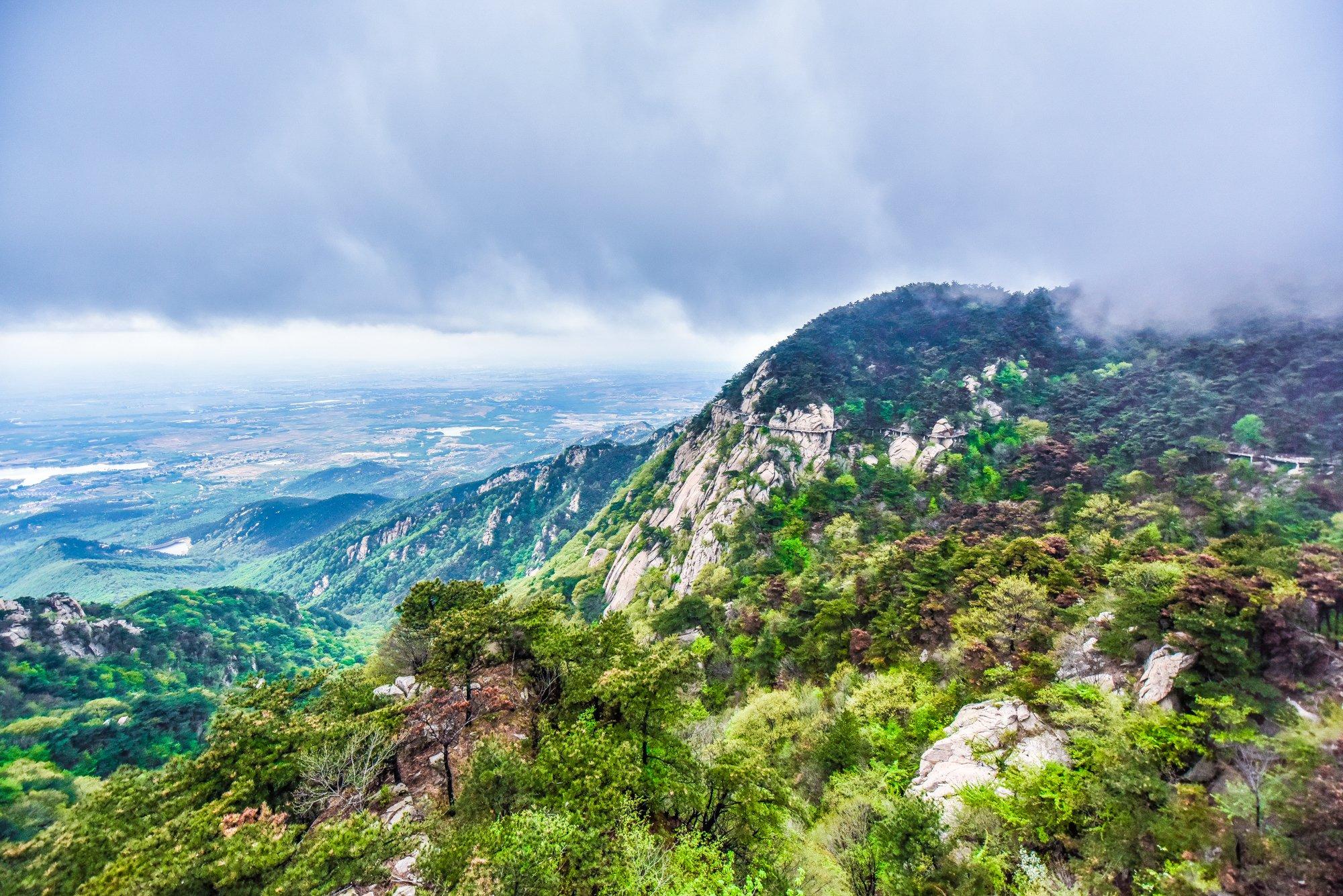 【好客山东】在临沂不仅有红色旅游胜地,还有这些道家养生福地