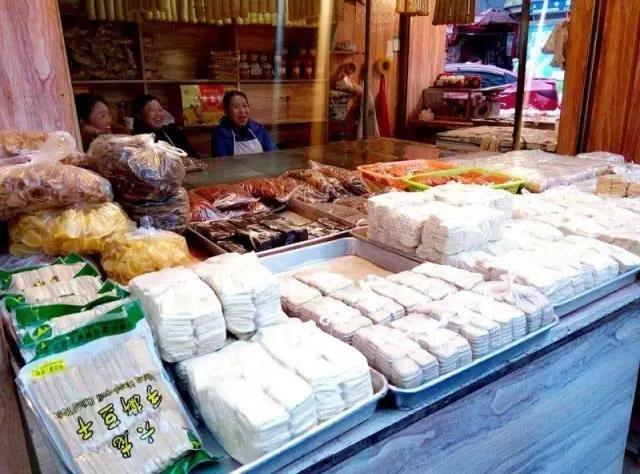 (大方攻略美食)陕西这里的豆腐出了名的让人欲贵州七日攻略游图片