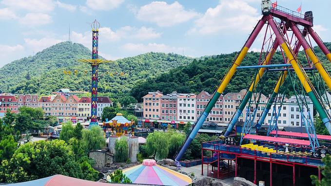 杭州乐园图片