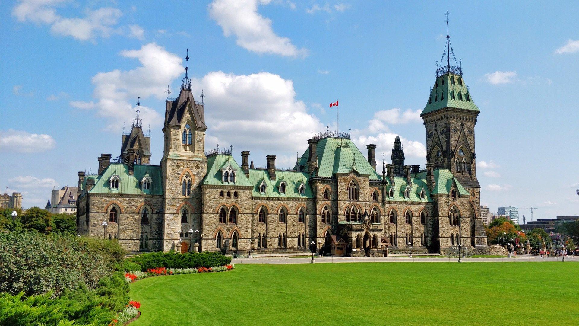 """初秋加拿大  10日5城,看遍地球另一面的""""枫情"""""""