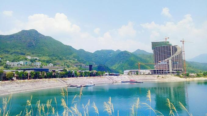 青田千峡湖游——转山转水只为寻找你