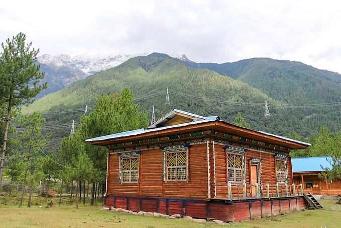 在林芝西藏的168别墅,探寻江南的秘境小时五洲家喻图片