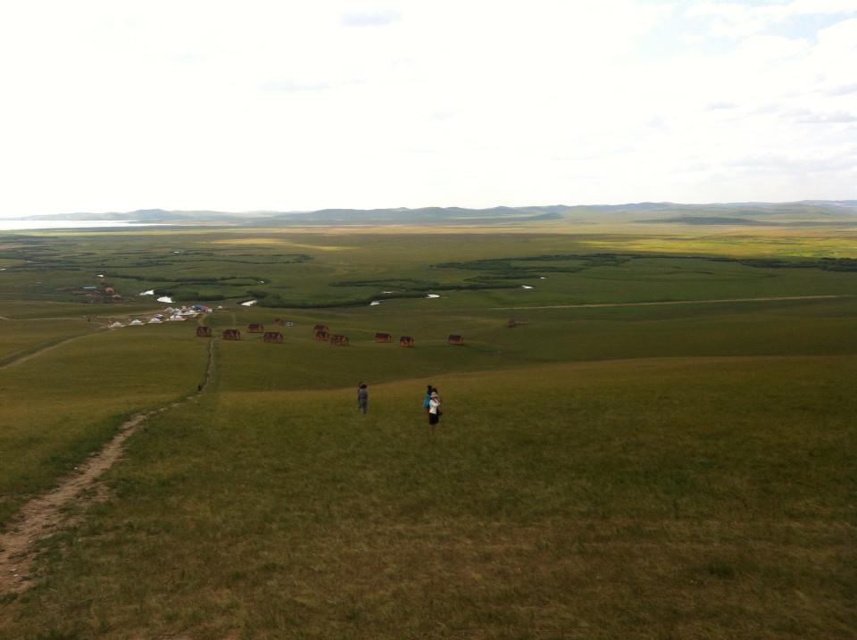 霍林郭勒,寻找那片净化心灵的草原