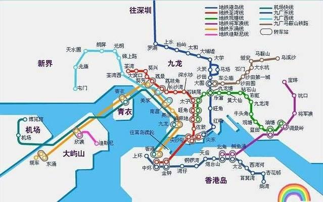 香港地铁_前往香港