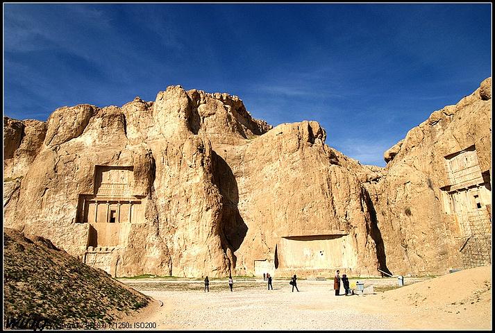 克歇洛斯塔姆Naghsh-e-._崂山帝陵和萨珊浮波斯青岛攻略一日游东线图片