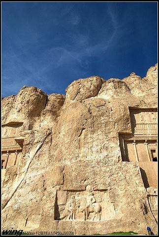 克歇洛斯塔姆Naghsh-e-._杭州帝陵和萨珊浮波斯滨江区一日游攻略图片
