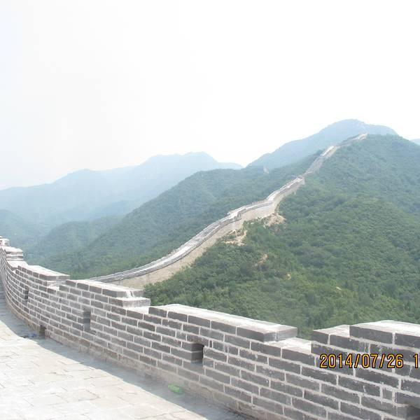 【交通】八达岭水关长城是八达岭长城的一部分,位于北京市西北,交通