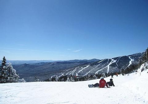 军都山滑雪场