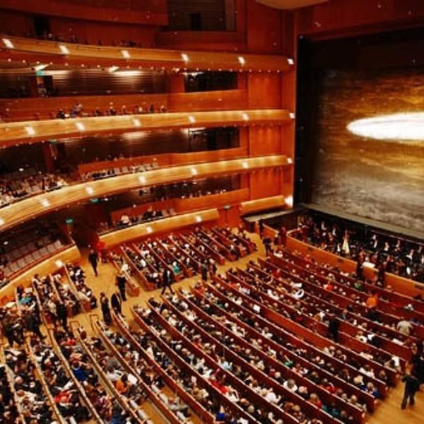 古典欧式剧院舞台