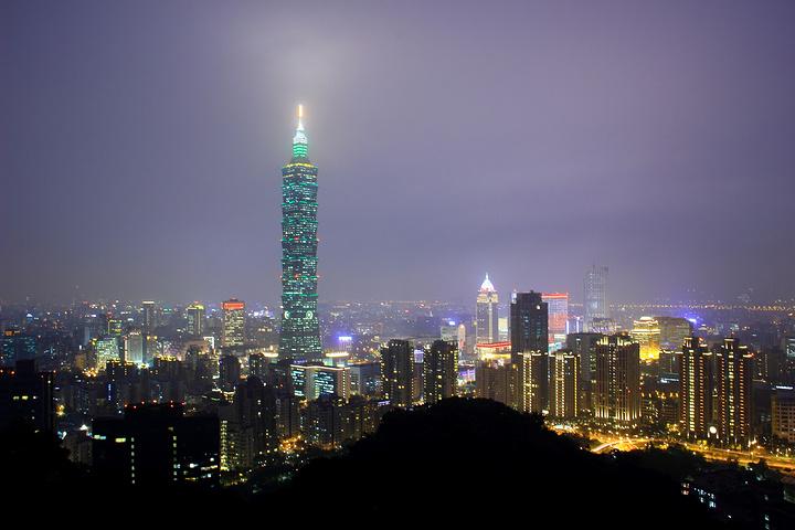 2016象山看台北夜景 台北象山评论 去哪儿攻略社区图片