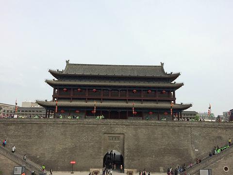 西安玩法旅游景点攻城墙vr失落游戏的神庙略图图片