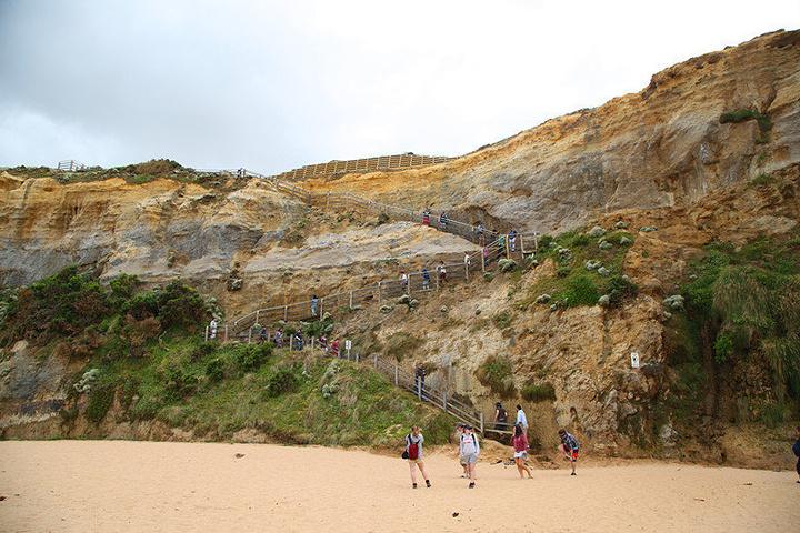 """游客还是很多的_吉布森石阶""""的评论图片"""