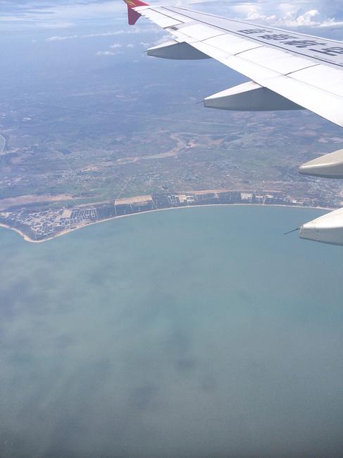 从北京到三亚的飞机