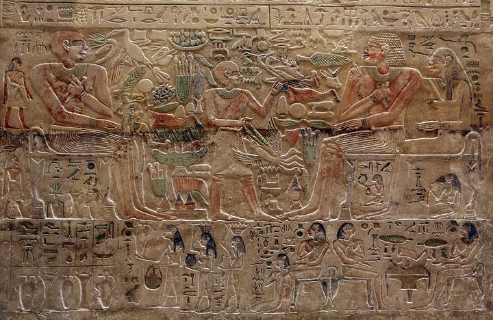 2015逛的最最细致的是古埃及和古巴比伦部分_卢浮宫评论 - 去哪儿攻略社区