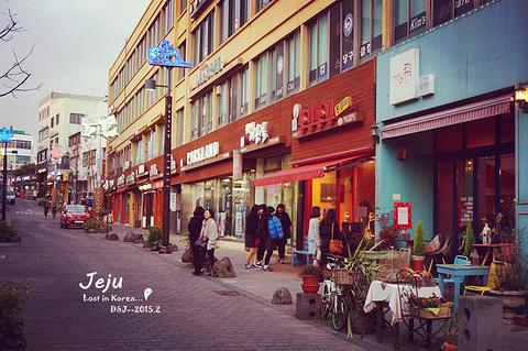 李仲燮文化步行街