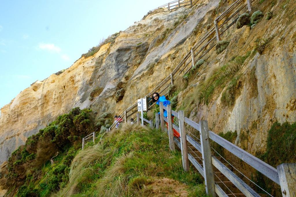 吉布森石阶
