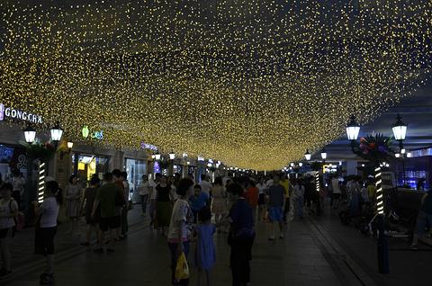 2016楚河汉街_旅游攻略_门票_地址_游记点评
