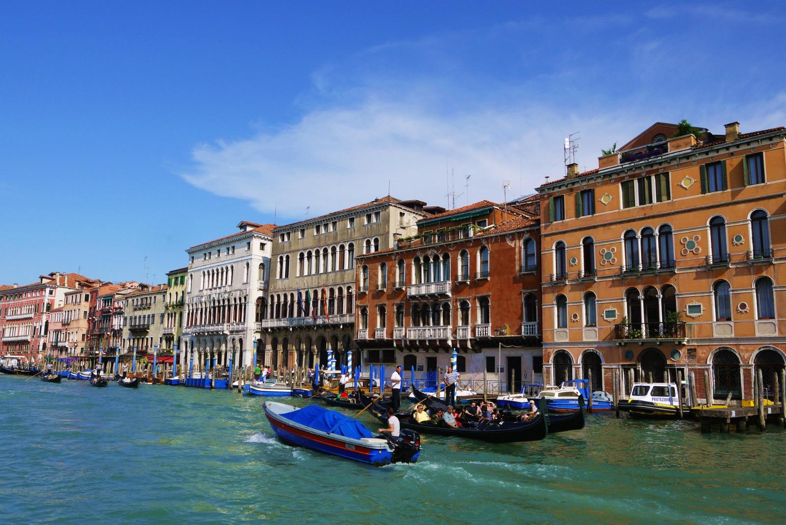 牵手漫游意大利 最浪漫的盛夏品味