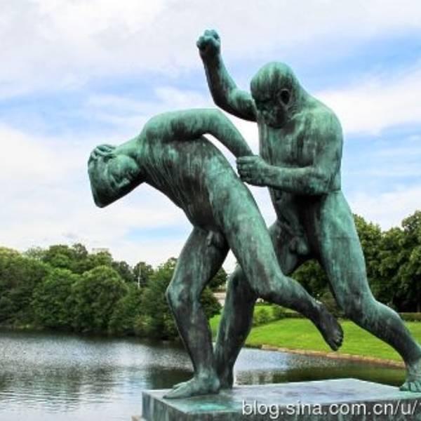 国际动物类雕塑大师