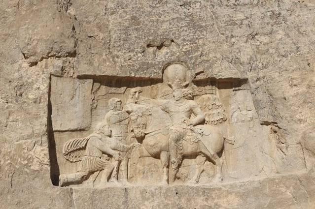 徐州帝陵和萨珊攻略v攻略浮雕波斯到五台山一日游攻略图片