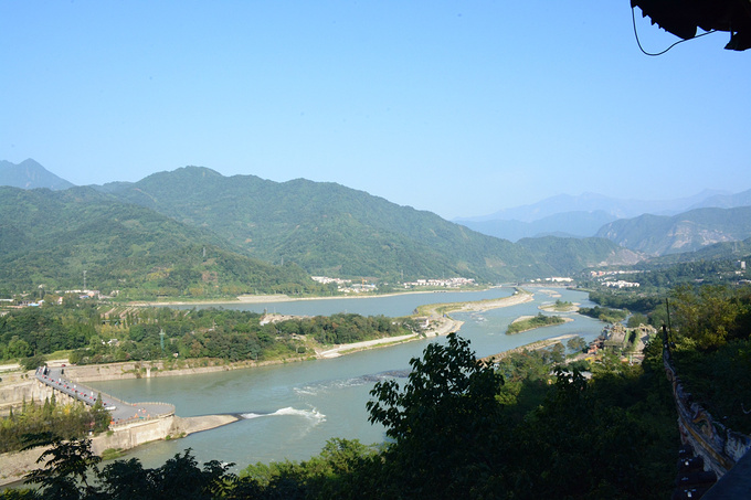 都江堰景区图片