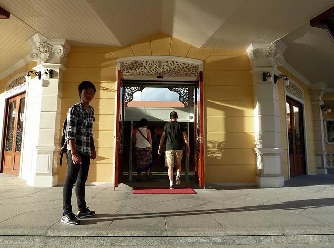 普吉岛免税店图片